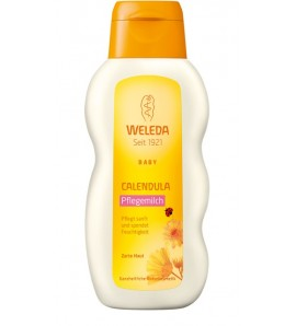 Weleda Calendula Body Lotion, organic, 200ml