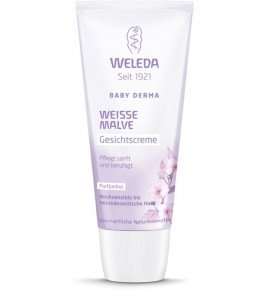 Weleda White Mallow Face Cream, organic, 50ml
