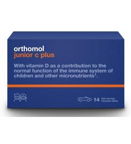Orthomol junior C plus chewable tablets mix