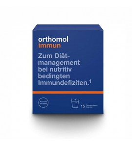 Orthomol Immun Granules 15 daily portions