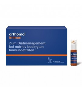 Orthomol Immun Bottles 7 daily portions