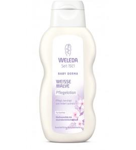 Weleda White Mallow Body Lotion, organic, 200ml