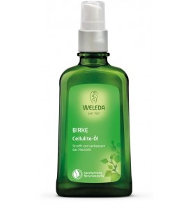 Weleda Birch Cellulite Oil, organic, vegan, 100ml