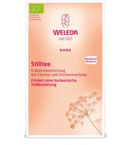 Weleda Breast feeding tea, organic, 20x2g