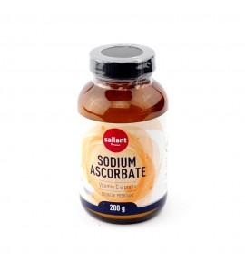 Super Sale Natrij Askorbat, Vitamin C, praha, 200g