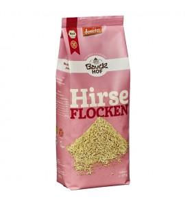Bauckhof Millet Flakes, whole grain, gluten-free, organic and vegan, 475g