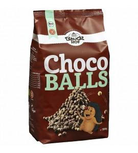Bauckhof Choco Balls, gluten-free, organic and vegan, 300g