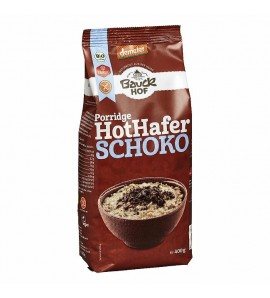 Bauckhof Porridge Hot Oat Chocolate, gluten free, organic and vegan, 400g