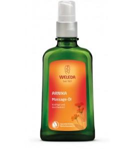 Weleda Arnica Massage Oil, organic, vegan, 100ml