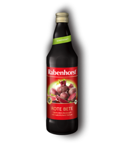 Rabenhorst Beetroot Juice, Organic, Vegan, 750ml