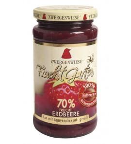 Zwergenwiese FruchtGarten voćni namaz jagoda 225 g