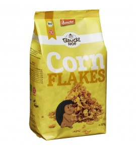 Bauckhof Pahuljice kukuruz, organski, bez glutena, vegan, 325g