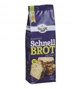 Bauckhof Organic Bread Baking Mixture gluten-free Quick Bread with seeds 500g