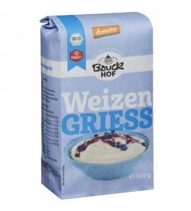 Super Sale Griz pšenica, organski, veganski, bez šećera, 500g