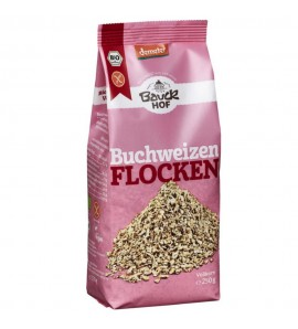 Bauckhof Organic Buckwheat flakes, gluten free 250g