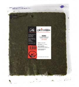 Okinawa Tostirane nori alge 17g