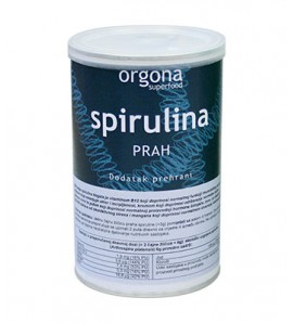 Orgona superfood Spirulina u prahu 100g