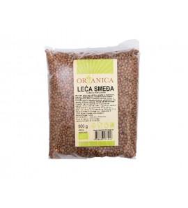 Organica Brown lentil 500 g