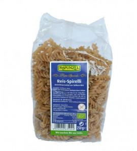 Rapunzel Spirelli riža 250 g, organsko, bez glutena, vegan