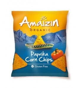 Amaizin Tortilla pepper chips 75g