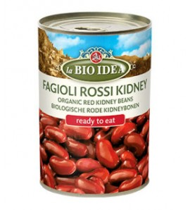 Bioidea Red beans in can 400g