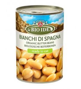 Bioidea Butter beans in can 400g