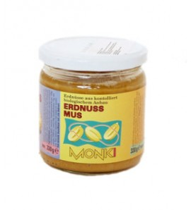 Monki Peanut spread 330 g