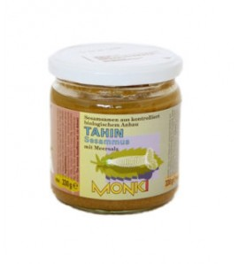 Monki Sesame spread with salt 330g