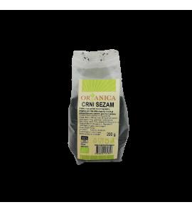 Organica Black sesame 200 g