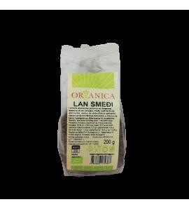 Organica Flax seeds 200 g