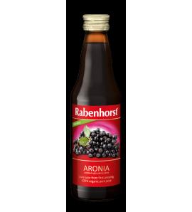 Rabenhorst Aronia Juice, Organic, Vegan, 330ml