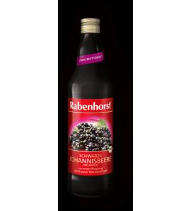 Rabenhorst Black currant juice, Organic, Vegan, 330ml