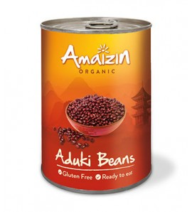 Amaizin Azuki beans in can 400g