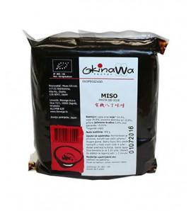 Okinawa Miso soy 400 g, organic, vegan