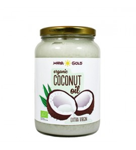 Maya Gold, Ekstra djevičansko kokosovo ulje, 450ml, organsko