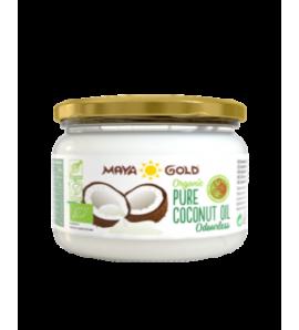 Maya Gold, Organic Extra Virgin Coconut Oil, 250ml, organic