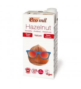 Ecomil, Hazelnut drink 1l, lactose and sugar free