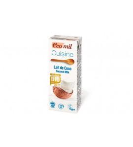 Ecomil, Krema za kuhanje kokos 250 ml, organsko