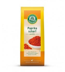 Lebnsbaum Paprika ljuta 50 g, organsko, vegan