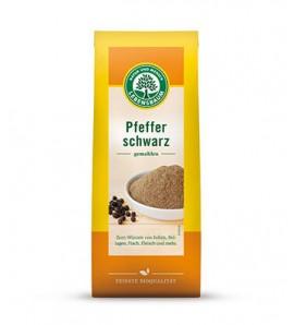 Lebensbaum Papar mljeveni crni 50 g, organsko, vegan