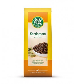Lebensbaum Cardamom seeds50g, organic, vegan