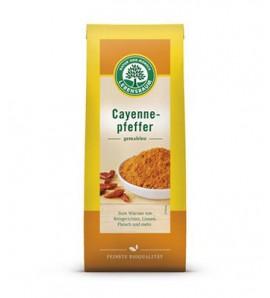 Lebensbaum Chili powder (cayenne pepper)50g, organic, vegan