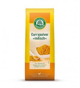 Lebensbaum Curry prah 50g, organsko, vegan