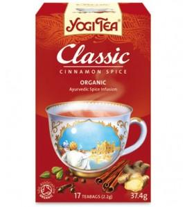 Yogi Tea Classic čaj 37,4 g, organsko