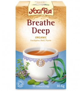 Yogi Tea Deep Breath 30.4 g, organic