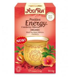 Yogi Tea Positive energy 30.6 gm organsko