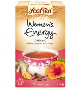 Yogi Tea Ženska energija 30.6 g, organsko