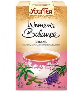 Yogi Tea Ženska ravnoteža 30.6g, organsko