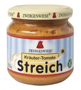 Zwergenwiese Vegetable spread tomato-herbs 180g, organic, vegan, gluten free