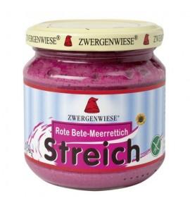 Zwergenwiese Vegetable spread beetroot-horseradish 180g